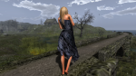 With Love Hunt Gipsy Dress