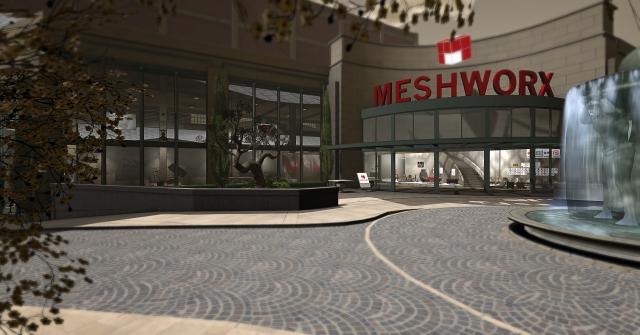 meshworx Entrance