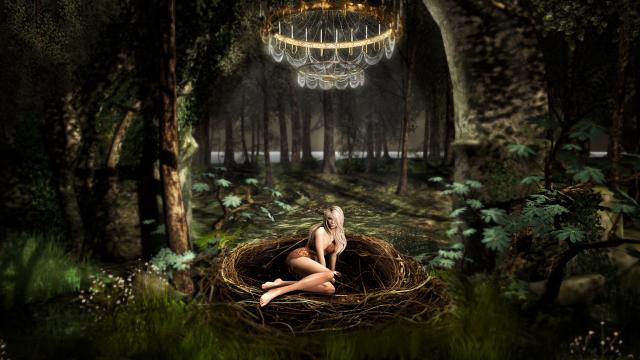 Fairy Tale 2048